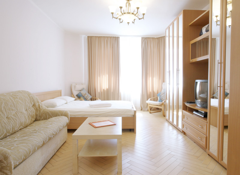 1 Bedroom Apartment 46 Sqm Id 0105 Room M Belorusskaya Moscow Russian Federation