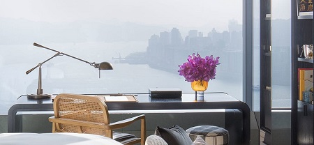 Rosewood Hong Kong`s exclusive Rosewood Residences will introduce 186 spacious, inspired interiors and uniquely positioned luxury accommodations designed for longer-term stays. Designed to facilitate